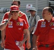 Ferrari: attivita' senza sosta