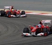 Ferrari: In Cina per restare davanti