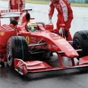 La Ferrari cerchera' di portare il KERS in Bahrain