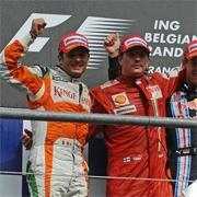 Per Fisichella un futuro a lungo termine in Ferrari