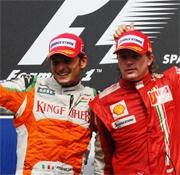 Pagelle del GP del Belgio