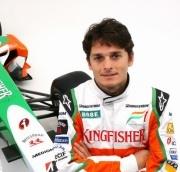 Force India: Fisichella non si aspetta punti dalle prime gare
