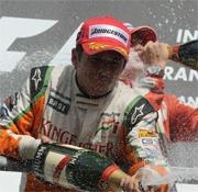 Ufficiale: Fisichella alla Ferrari fino a fine stagione