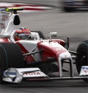 Glock inquieto mentre aspetta il parere della FIA sui diffusori