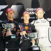Pagelle del GP della Cina
