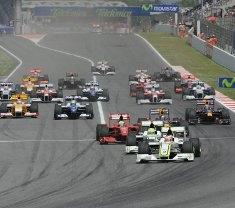 Formula 1 2010: La lista degli iscritti