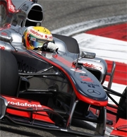 GP Spagna, Prove Libere 1: Hamilton al comando