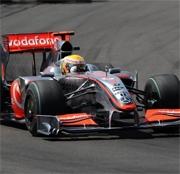 GP Belgio, Prove Libere 2: Hamilton al comando