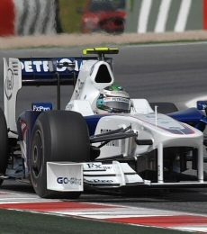 BMW Sauber F1: In Spagna a punti con Nick Heidfeld