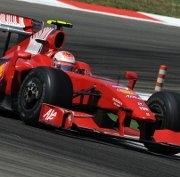 Gara di casa per la Scuderia Ferrari Marlboro