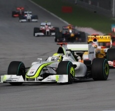 Brawn GP: Un fantastico avvio di stagione. Button vince anche in Malesia