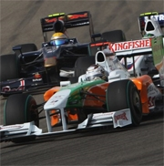 Force India rinvia il debutto del KERS