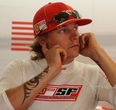Raikkonen a Spa per salire di nuovo sul podio