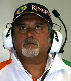 Force India: Mallya non teme un eventuale ritiro Mercedes