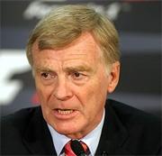 Mosley: Vatanen non e' pronto per guidare la FIA