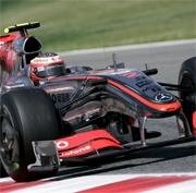 McLaren Mercedes: Kovalainen contento delle novita' tecniche, Hamilton deluso