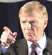 Mosley avverte i team ribelli sulla possibilita' di non trovare posto in F1 nel 2010