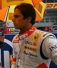 Piquet sotto pressione nella Renault