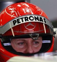 Un nuovo manager per Michael Schumacher