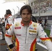 Piquet si toglie un po' di pressione dopo la gara in Bahrein