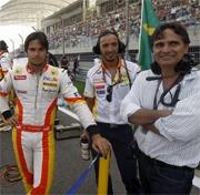 Piquet nega di subire troppa pressione dalla Renault