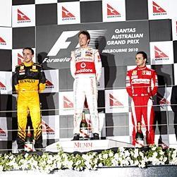 Pagelle del GP d'Australia