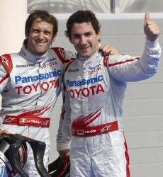 Toyota F1: Jarno Trulli dedica la pole alla squadra e alle vittime del terremoto in Abruzzo