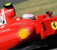 Una Ferrari in seconda ed una in settima fila nelle qualifiche a Monza