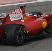 Test in Bahrain: Raikkonen primo nonostante i problemi al KERS