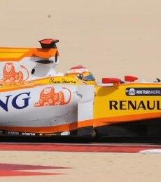 Renault F1: Obiettivo zona punti domani in gara in Bahrain