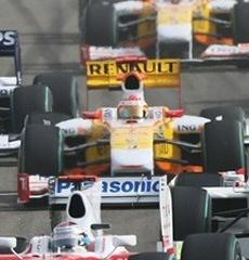 Renault F1: Via dal Bahrain con un solo punto