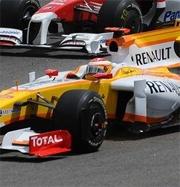 Nuovo sponsor per la Renault