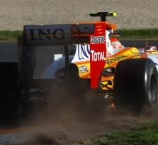 Renault F1: Fernando Alonso e Nelson Piquet delusi della qualifica in Australia