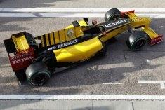 Pochi sponsor per la Renault