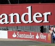 Ferrari: conferenza stampa per annunciare nuovo sponsor Santandersponsor