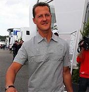 Anche Schumacher appoggia le minacce della Ferrari