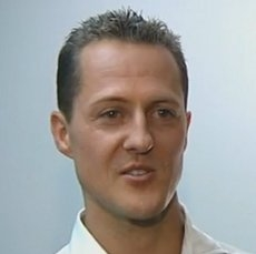 Schumacher in visita a Brackley