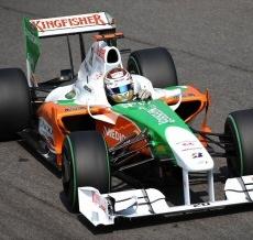 GP Italia, Prove Libere 2: miglior tempo per Sutil