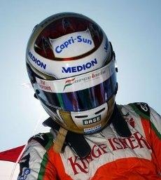Force India: problemi di sottosterzo per Sutil e Fisichella nella prima giornata a Spa