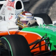 Force India: Sesto e ottavo posto al termine delle libere a Valencia