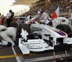 La BMW conta sul prossimo sviluppo della vettura