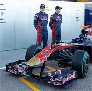 Svelata a Valencia la nuova Toro Rosso STR5