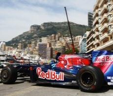 Scuderia Toro Rosso: Un buona sessione di libere a Monaco