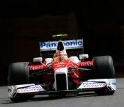 Toyota: Glock nella top 10 a Monaco, Trulli 13mo