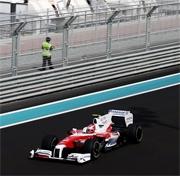 Toyota: un buon inizio ad Abu Dhabi