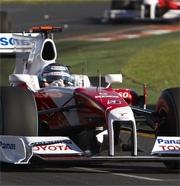 La Toyota rinuncia all'appello per la penalizzazione a Trulli