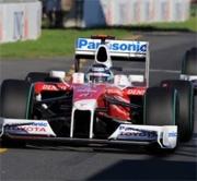 Stefan GP pronta a rilevare il team Toyota