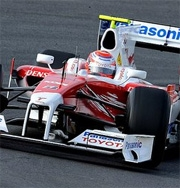 Toyota potrebbe vendere il progetto della sua vettura 2010 ad un altro team