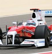 GP Bahrain: Trulli in pole position, dominio Toyota