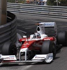Toyota: Una qualifica disastrosa a Monaco